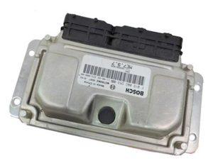 Блок управления двигателем Chery Beat S18D-3605010