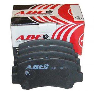 Колодки тормозные передние ABE (Чехия) Chery Kimo/Jaggi S21-3501080/ABE