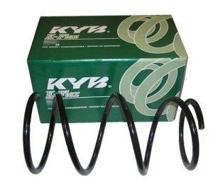 Пружина передняя KYB (Япония) Chery Tiggo T11-2902011/KYB