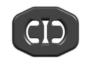 Подвес глушителя Chery Amulet a11-1200019