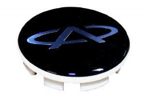 Заглушка колпака колеса литого чёрная Chery Amulet A11-3100510AN