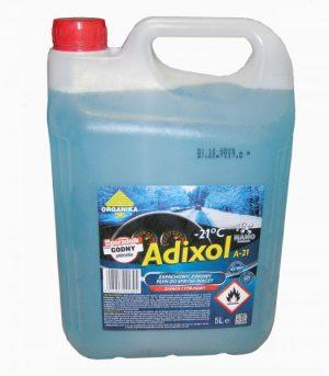 Омыватель стекла (зимний) концентрат -21°C Adixol 5L