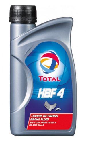 Тормозная жидкость DOT4 Total 0.5l