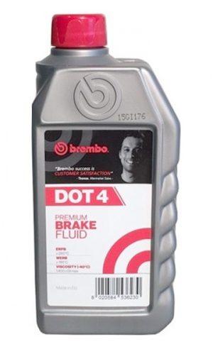 Тормозная жидкость DOT4 Brembo 0.5l