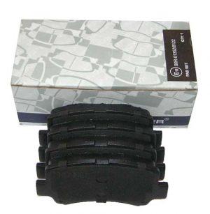 Колодки тормозные передние Konner (Корея) Chery Kimo/Jaggi S21-3501080/Konner