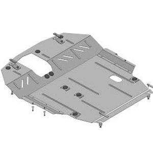 Защита двигателя металлическая KOLCHUGA (2012-до н.в.) Chery Elara 1.0360.00