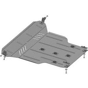Защита двигателя металлическая KOLCHUGA (2011-до н.в.) Chery Tiggo 1.0392.00