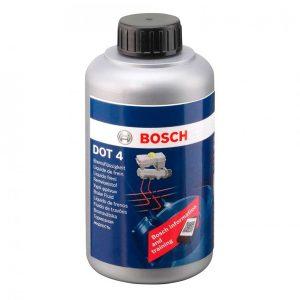 Тормозная жидкость DOT4 Bosch 0.25l