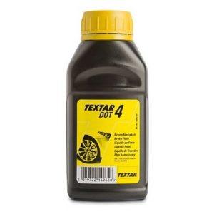 Тормозная жидкость DOT4 Textar 0.25l