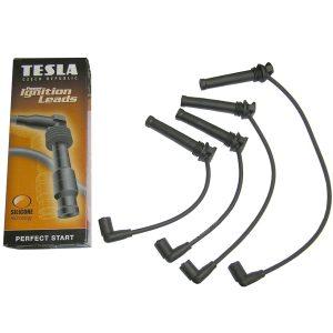Провода высоковольтные (к-т) Tesla (Чехия) Chery Elara 2.0/Eastar 2.0 A11-3707130GA/Tesla