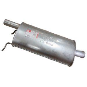 Глушитель (задняя часть, хетчбэк) Chery Forza A13 A13L-1201009-10