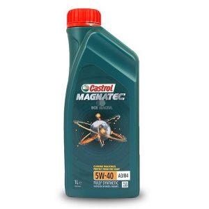 Моторное масло 10W-40 Castrol Magnatec 1l
