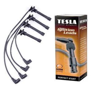 Провода высоковольтные (к-т) Tesla (Чехия) Geely CK/MK, Lifan 520 E120200008/Tesla