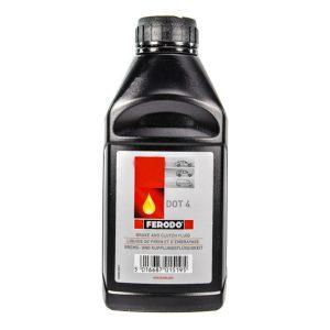 Тормозная жидкость DOT4 Ferodo 0.25l