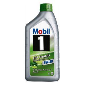 Моторное масло 5W-30 Mobil 1 ESP Formula 1l