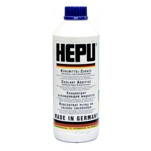 Антифриз-концентрат G11 (синий) HEPU 1.5l