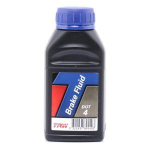 Тормозная жидкость DOT4 TRW 0.25l