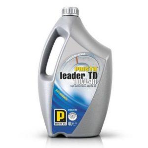 Моторное масло 10W-40 Prista Oil Lеаder TD 4l