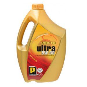 Моторное масло 5W-30 Prista Oil Ultra 4l