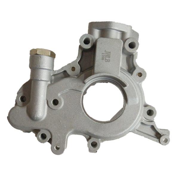 Система смазки двигателя BYD F3 New