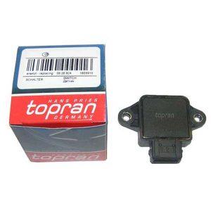 Датчик положения дроссельной заслонки (1.5 л., цепь) Topran (Германия) BYD F3 New 10241007-00